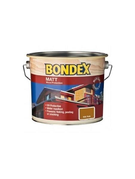 Лазурен лак BONDEX MATT